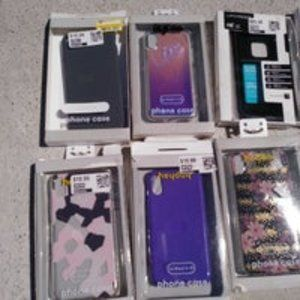 New Iphone XS Max Cases Lot